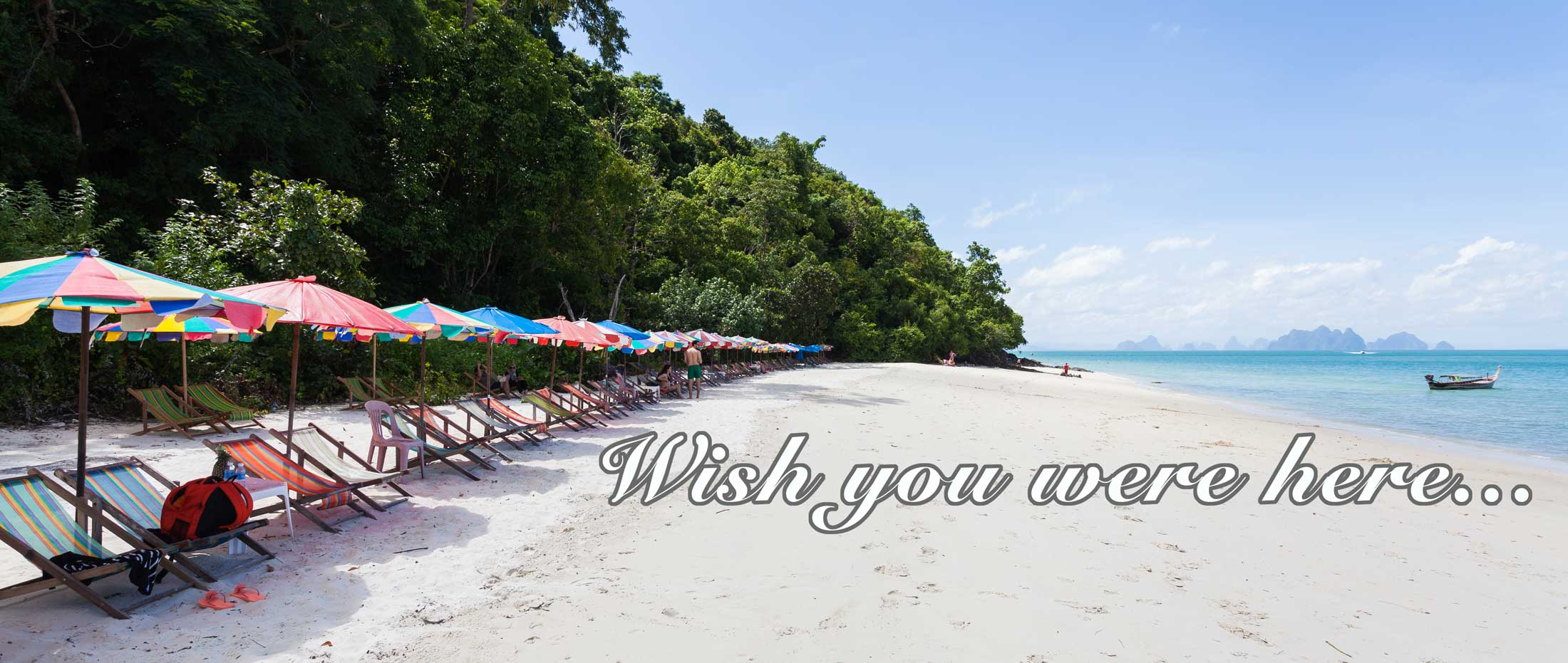 Wish You Were Here…