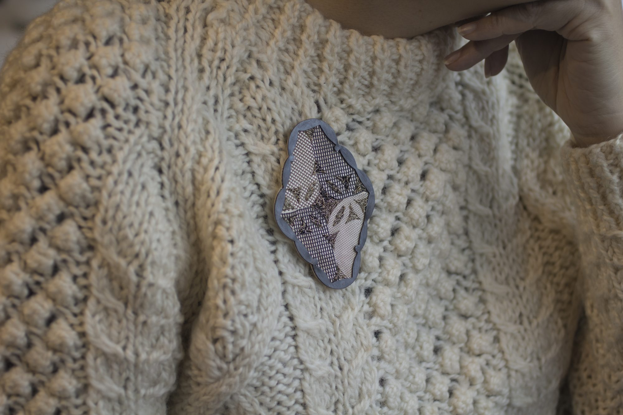 Brooching Cozy Time